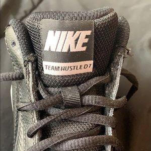 Boys size 1 Nike High Top